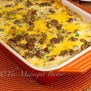 Cheesy Beef Potatoes Casserole The Midnight Baker
