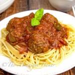 Meat Lover's Spaghetti Sauce