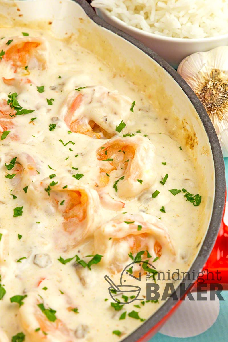 Here's a quick and easy shrimp dinner the whole family will love.