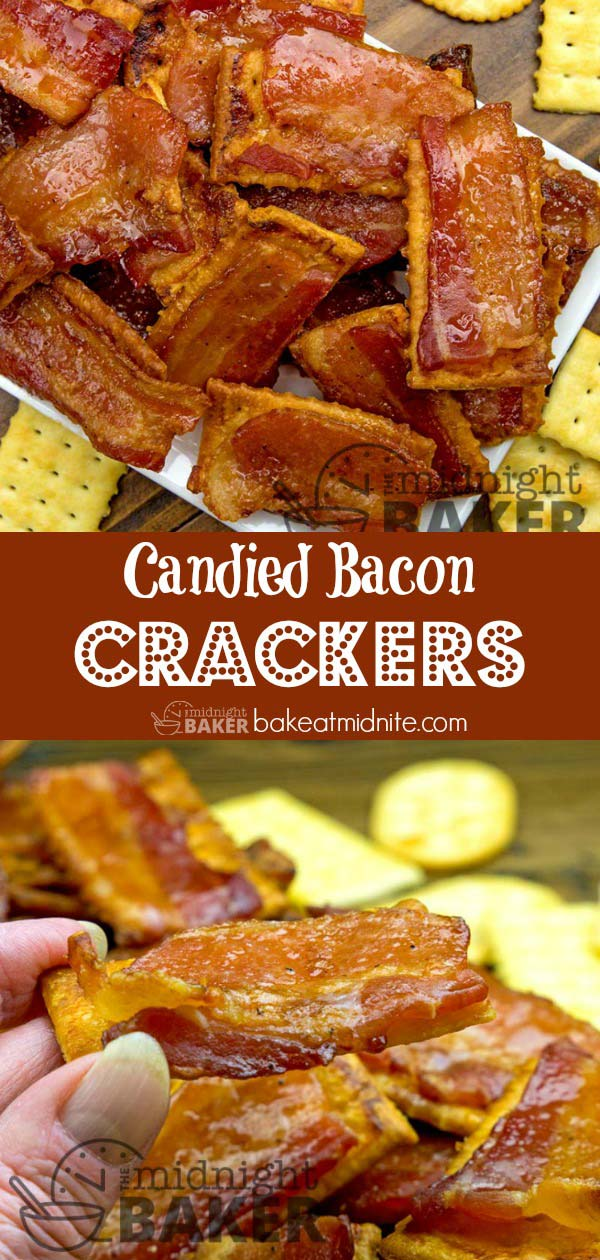 A bacon snack as easy as 1-2-3. A favorite for Super Bowl snacking or any time.