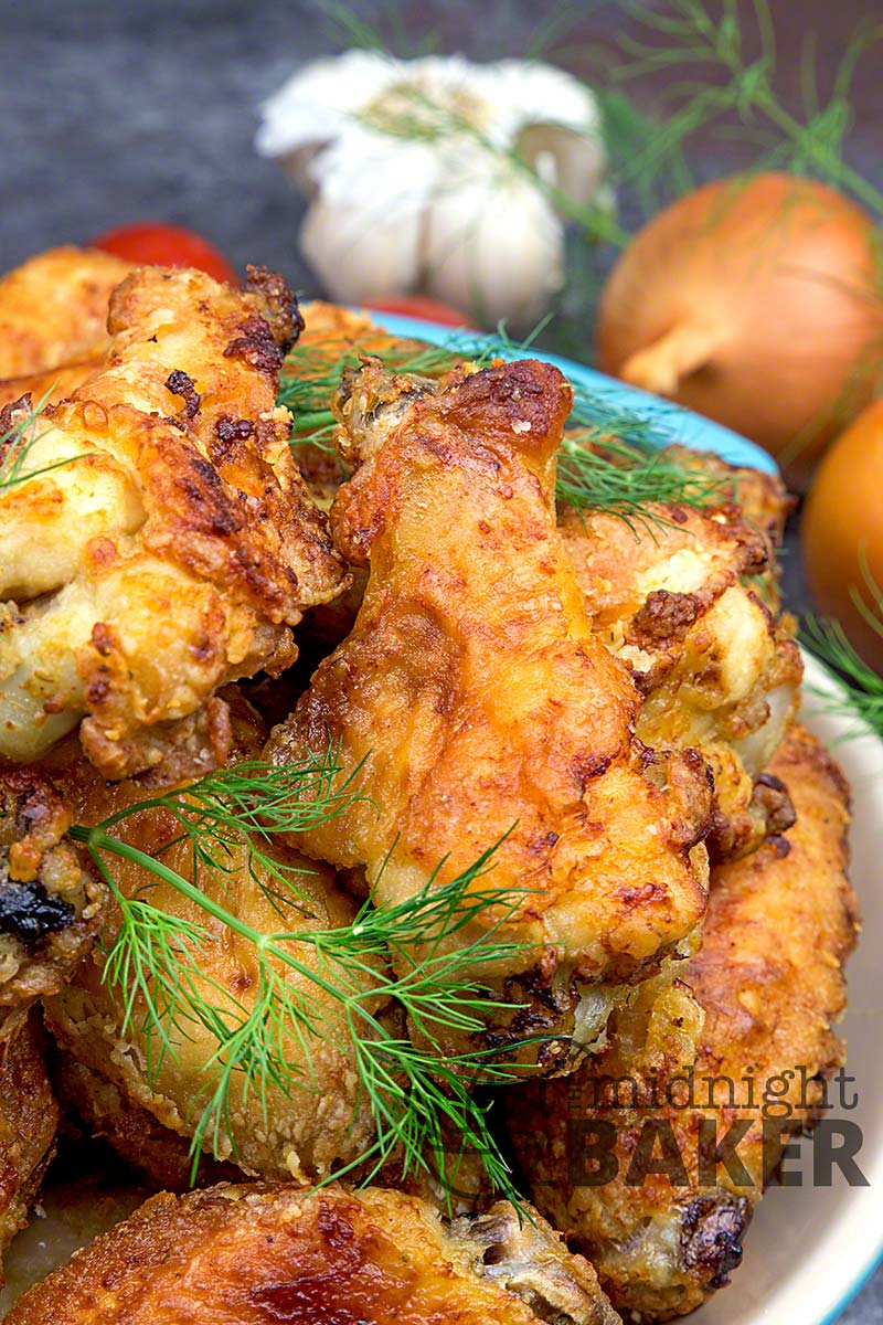 Delicious and crispy ranch-flavored chicken straight from your air fryer.