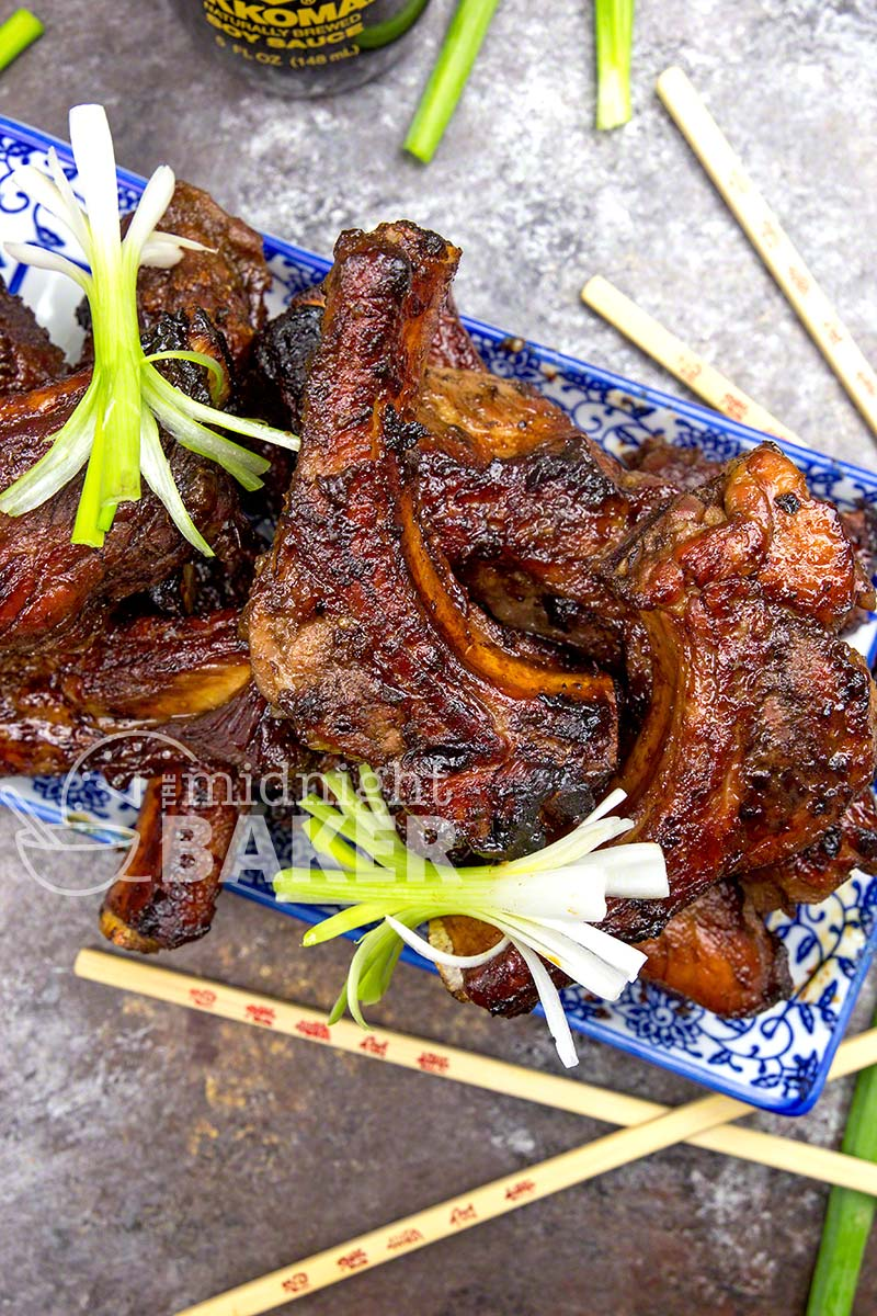Cantonese style ribs are super easy to make and easy to eat
