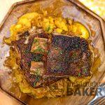 Instant Pot Ribs and Sauerkraut