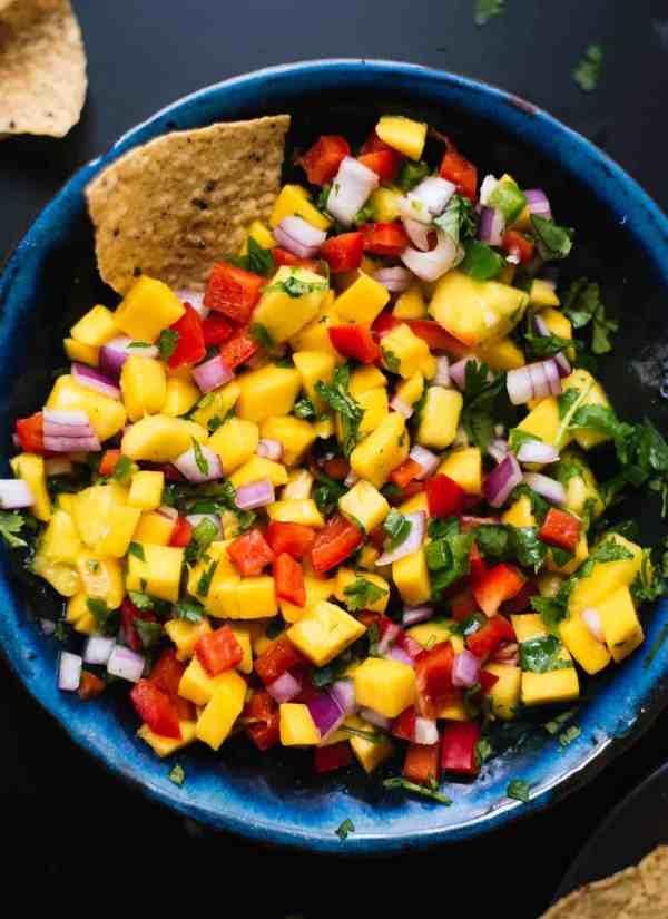 The Kitchen Watermelon Salsa Recipe