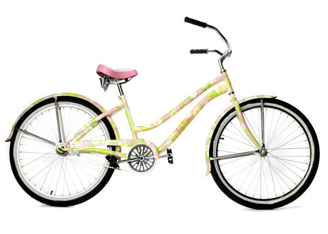 Lilly Pulitzer Bike