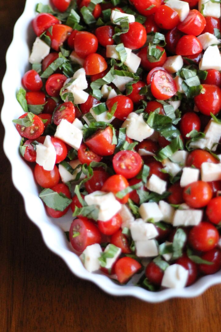 Caprese Salad | Baked In The South