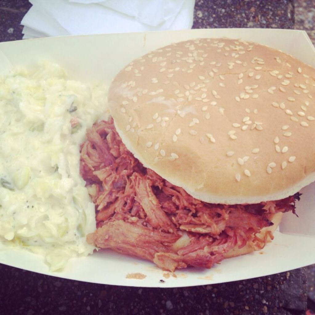 Carolina Pulled Pork BBQ | Baked In The South