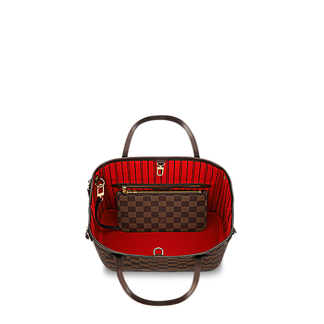 louis-vuitton-neverfull-pm-damier-ebene-canvas-handbags--N41359_PM1_Interior view