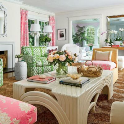 Preppy Palm Beach Home Tour