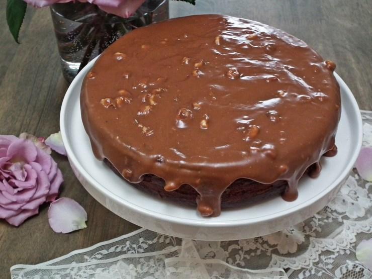 firkløver_firkløverkake_sjokoladekake_sjokolade_kake_sjokoladeglasur_oppskrift_bakemagi_2