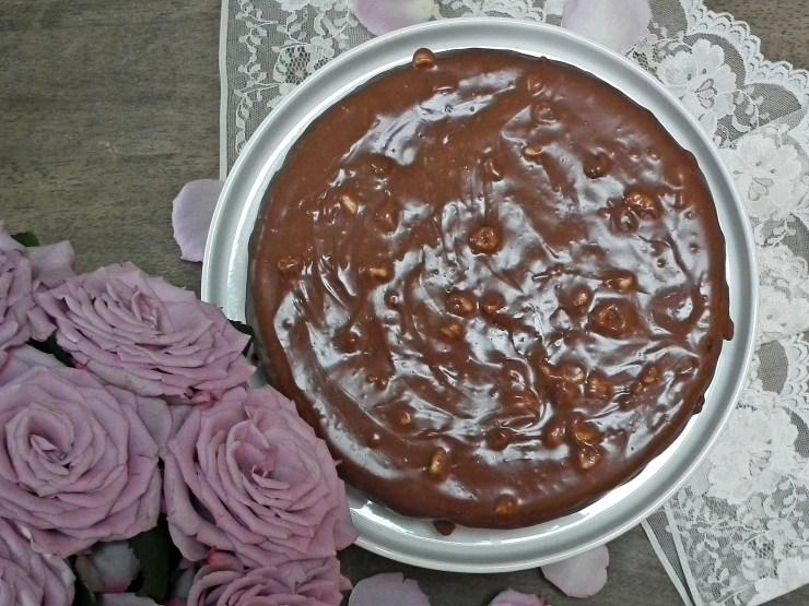 firkløver_firkløverkake_sjokoladekake_sjokolade_kake_sjokoladeglasur_oppskrift_bakemagi_3