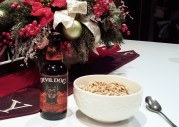Beerios with Devil Dog oatmeal stout https://bakenbrewblog.wordpress.com/2016/12/30/beerios-with-devil-dog-by-roak-brewing-co/
