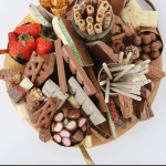 How To Make An Epic Chocolate Grazing Platter In 5 Minutes Bake Play Smile