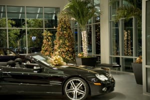 dealership christmas design
