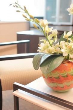 floral arrangement design dallas
