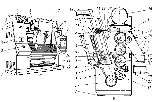Equipment for the preparation of chocolate masses