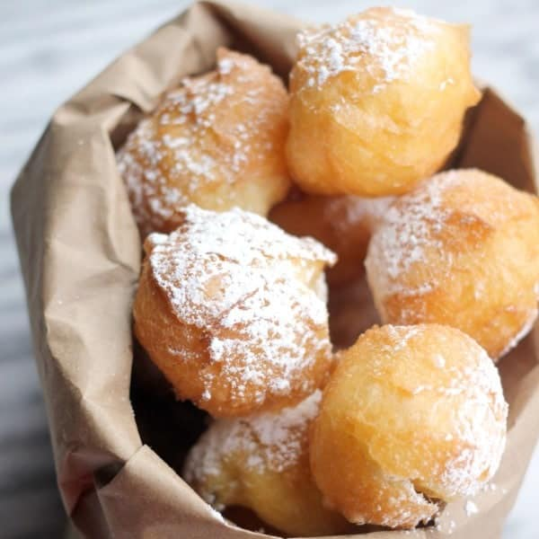 Pate a Choux Beignets Recipe- Baker Bettie