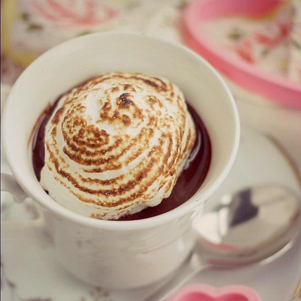 dark-chocolate-custard-meringue-square