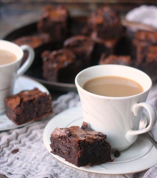 The Fudgiest Brownies | Baker Bettie