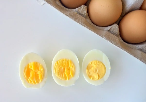 How to Boil and Peel Eggs | Baker Bettie