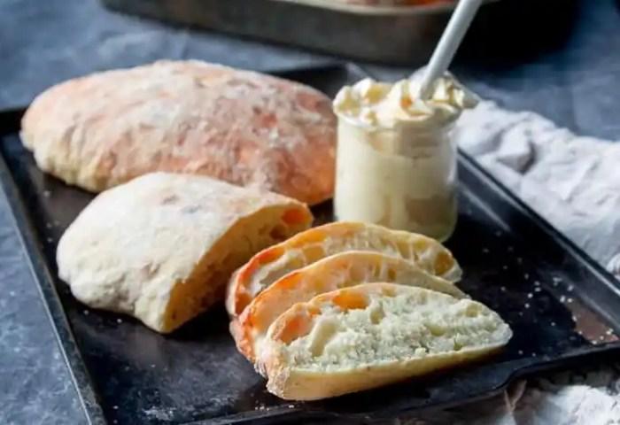 How To Make Authentic Ciabatta Bread Baker Bettie