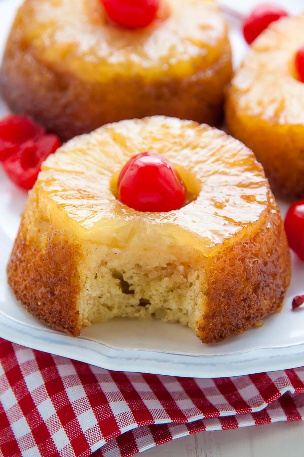 Upside Down Cake Mix