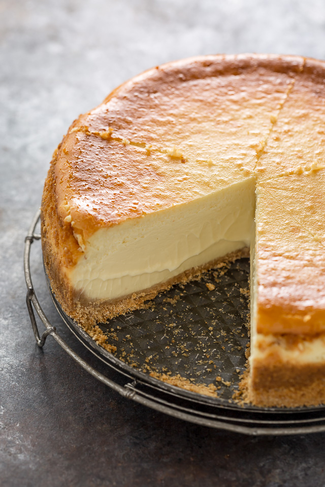 This Extra Rich And Creamy Cheesecake Is Freezer Friendly So Delicious Perfect For Special