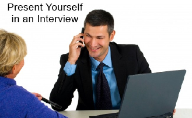 How To Not Present Yourself In An Interview Relativity