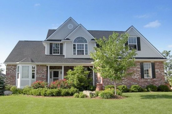 Tanglewood Colonial in Lyon Township