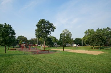 Steps from Fairground Park