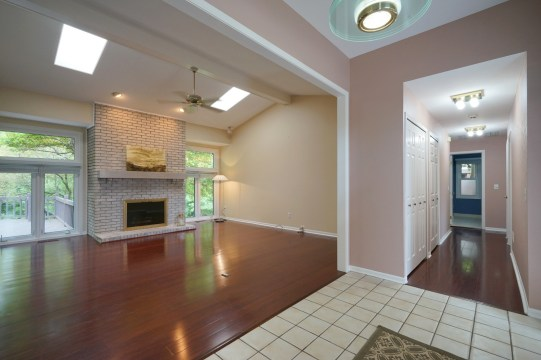 Foyer to Great Room