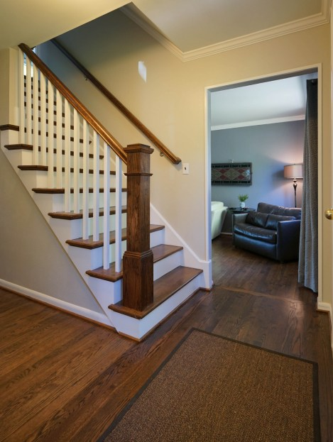 Hardwood Floors Throughout