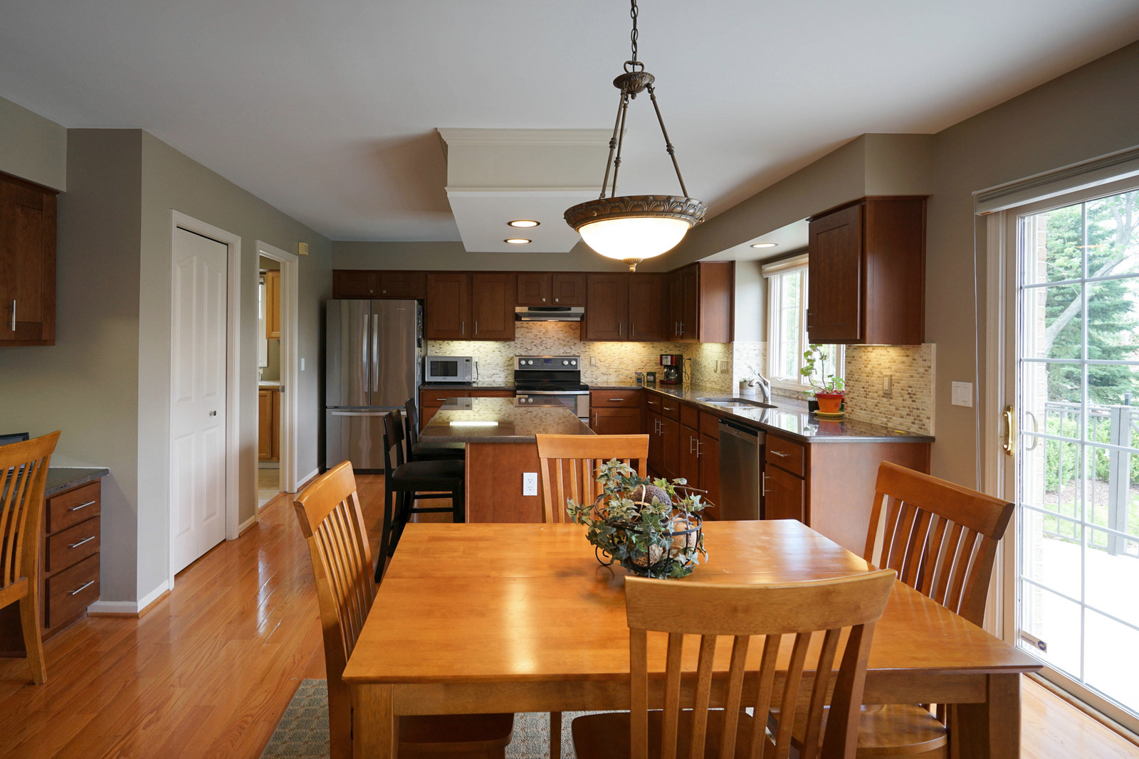 Updated Kitchen