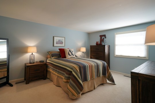 Master Bedroom Room