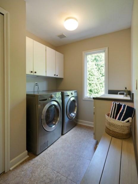 Mud Room Laundry