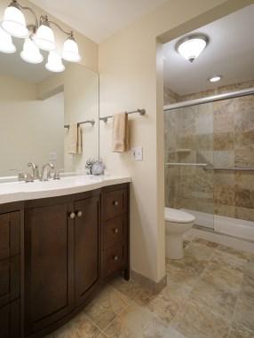 Master Bath - renovation 2015