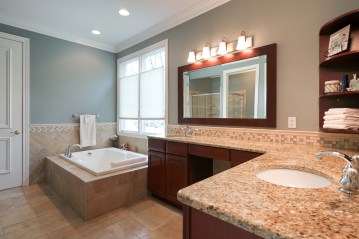 Dual Sink Vanity