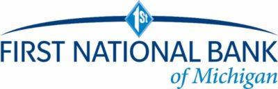 First National Bank of Michigan logo