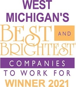 West michigan's best and brightest award