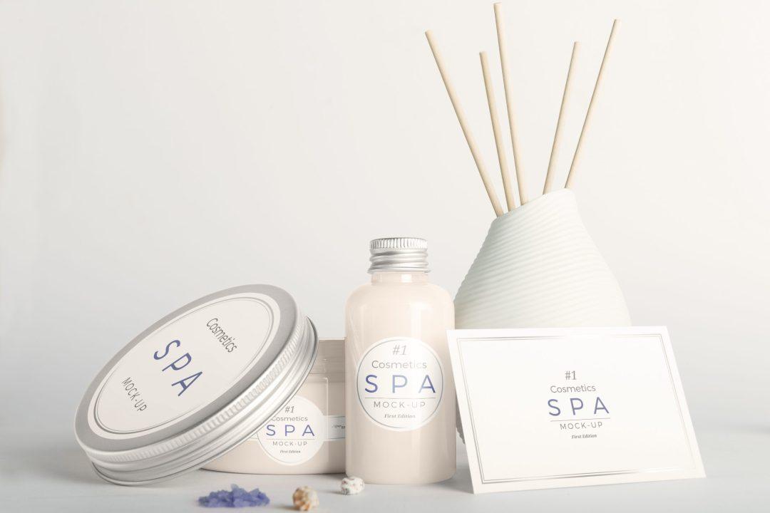 Cosmetic stock image