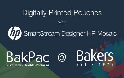HP Smartstream Mosaic for Pouches