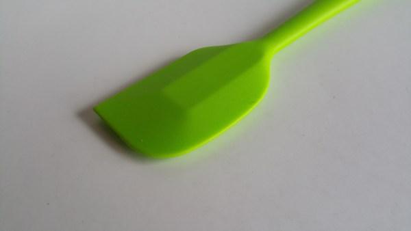 Green Silicone Spatula