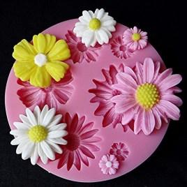 Flower Fondant Mold