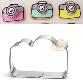 Cartoon Camera Cookie Cutters