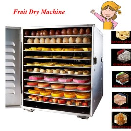 10 Layer Fruits and Vegetables Food Dryer