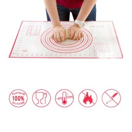 2 PCS/set Large & Small Silicone Baking Mat