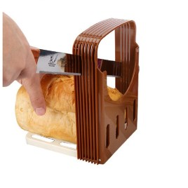 Bread Cutter Loaf Toast Slicer