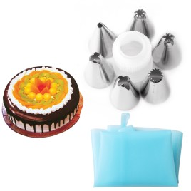 Cake Decoration Tip Set