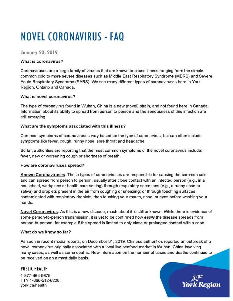 Novel Coronavirus FAQ January 2020_Page_1