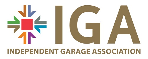 Independent Garage Association logo